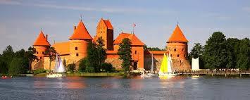parque nacional de trakai