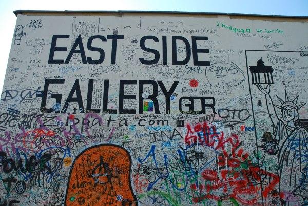 Berlín Low cost East-Side-Gallery