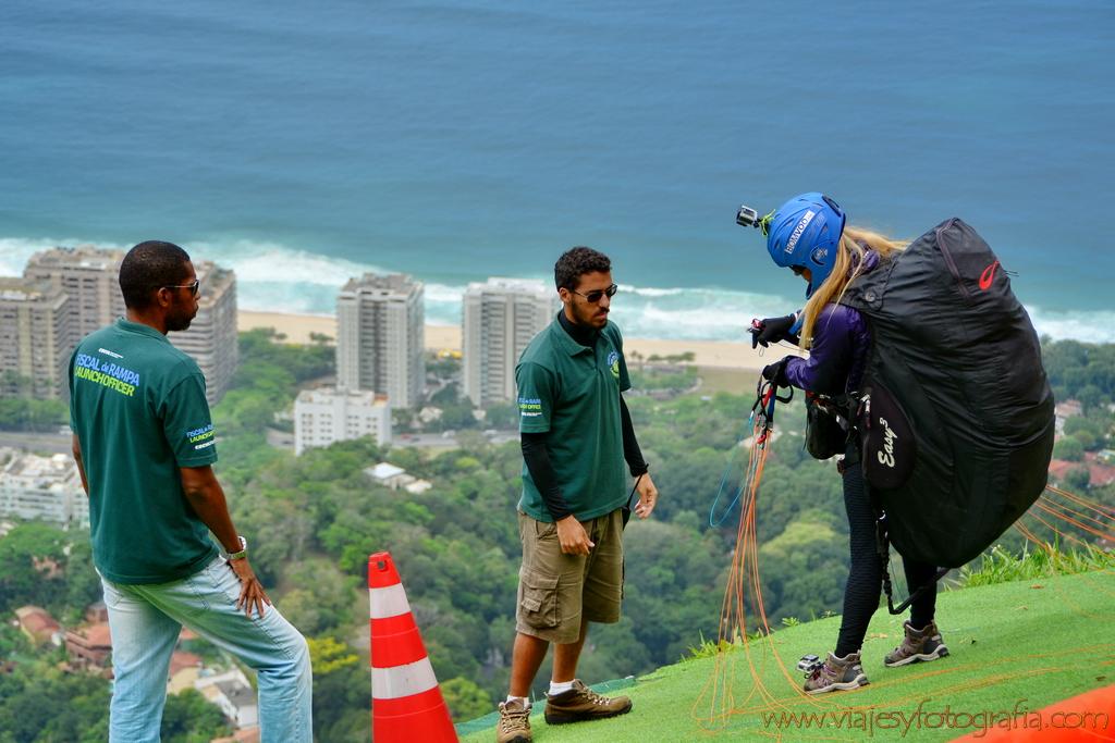 parapente Rio de Janeiro 23