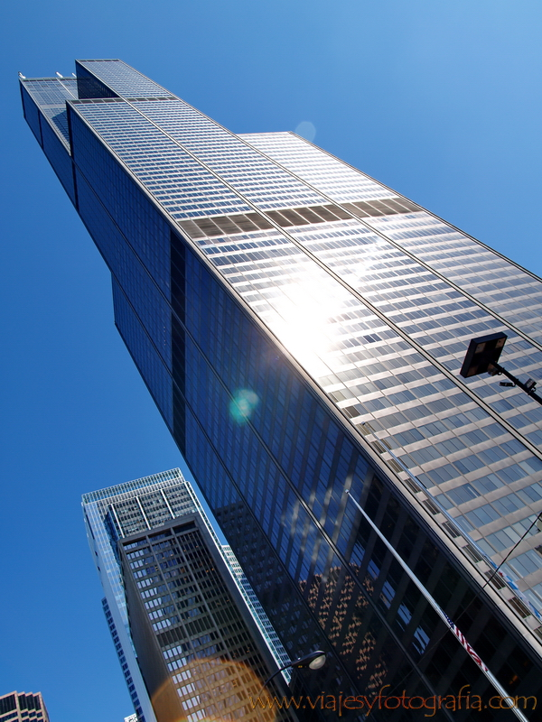 Chicago Willis Tower 1