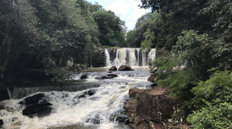 Recorriendo el Salto Capiovi en Misiones