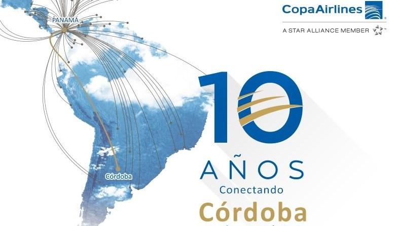Copa Airlines suma siete frecuencias semanales
