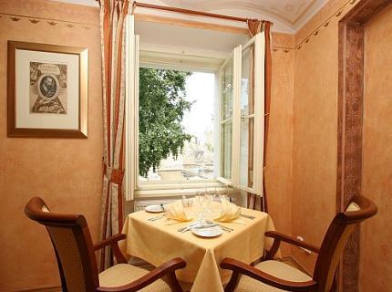 Hotel U Jezulatka (habitación)