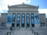 Fachada Museo de historia natural