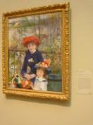 Renoir Dos hermanas
