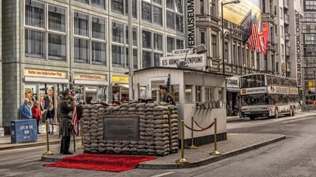Checkpoint Charlie (Berlin, Alemania)