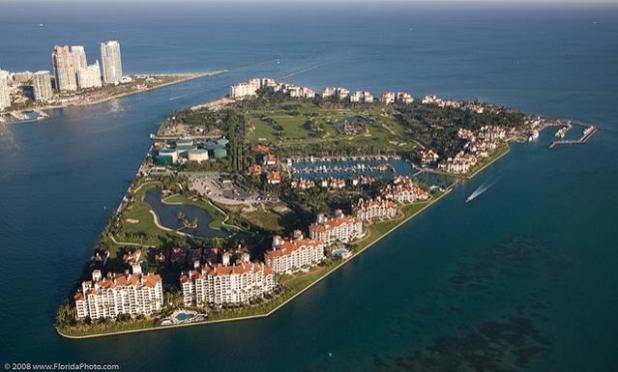 Fisher Island