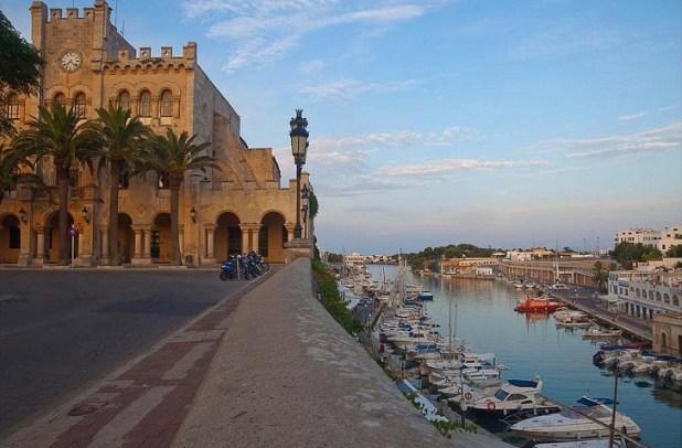 que visitar en Menorca