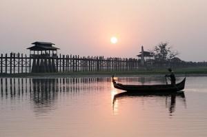 Puente U Beins (Birmania)