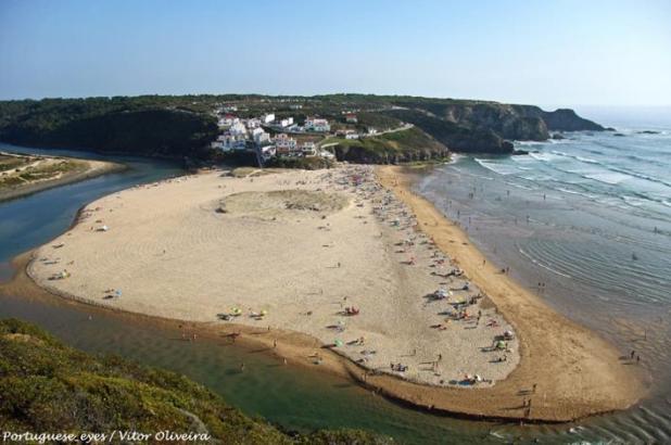 Playa de Odeceixe (Algarve)