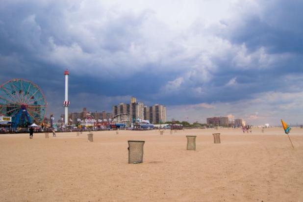 Playas de Nueva York