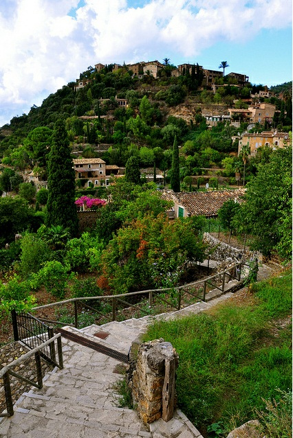 Deia  (pueblos de Mallorca)