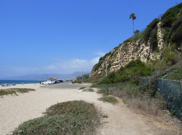 La playa de Point Dume State