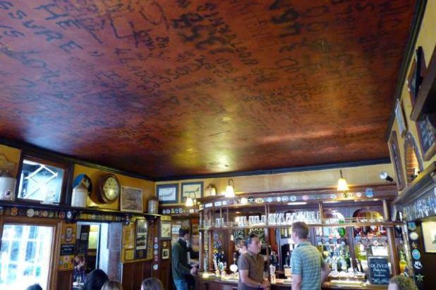 Eagle pub cambridge