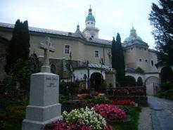 Cementerio de salzburgo