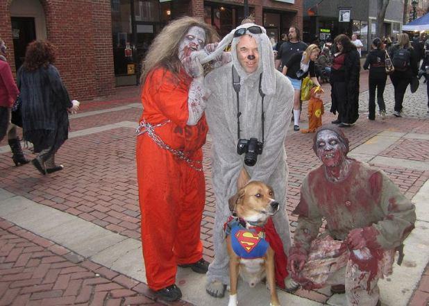 Salem Boston Halloween