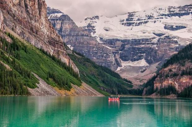 Lago Louis Banff