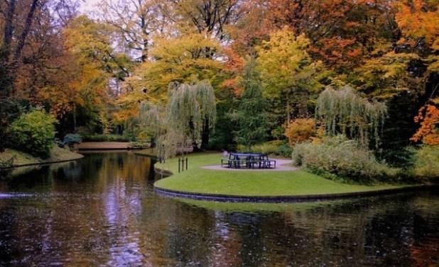 Los Jardines de Frederiksberg