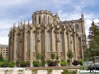 Catedral de Santa María Inmaculada (Catedral Nueva) Vitoria