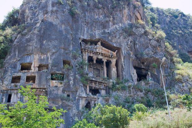 Fethiye tumbas