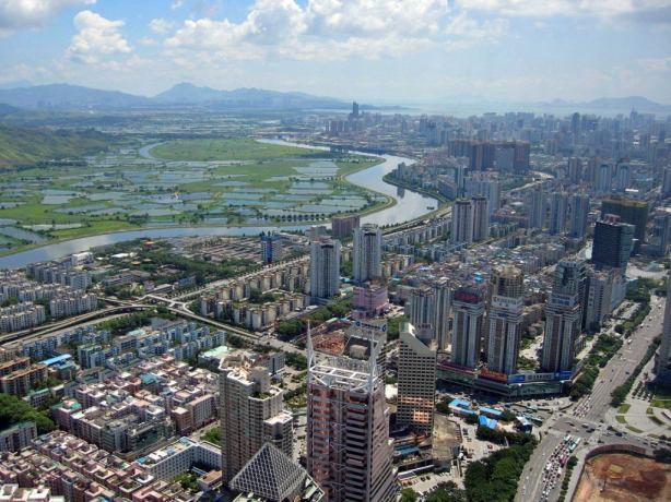 Shenzhen (panorámica)