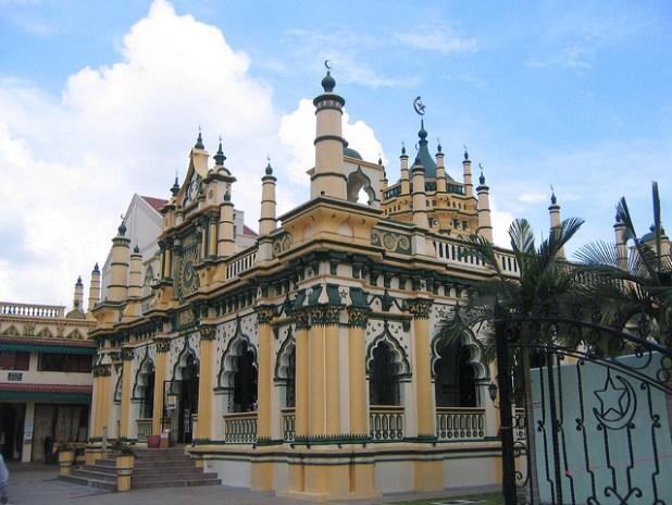 Mezquita de Abdul-Gafoor