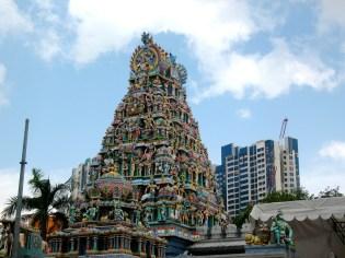 Sitios que ver en Singapour