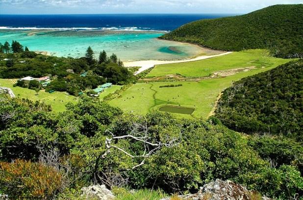 Qué hacer en Lord Howe