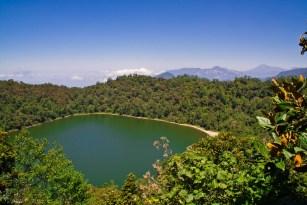Laguna Chicabal VolcanTajumulco