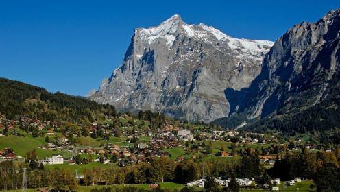 Grindewald-Suiza