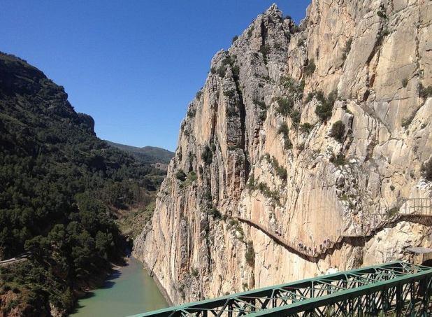 El caminito del Rey Málaga