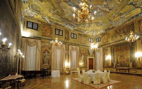 Ca´Sagredo hotel Venecia