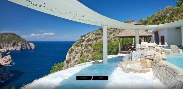 Hoteles con vistas al mar
