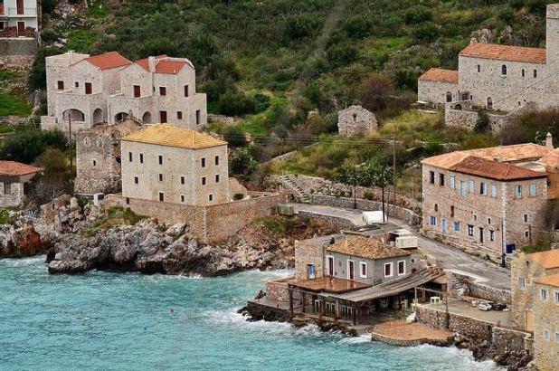 Pueblos de Grecia
