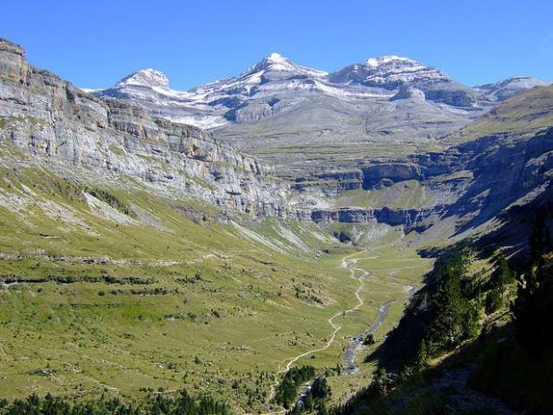Cañón o Pico de Añisclo