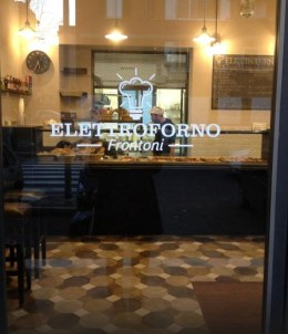 Elettroforno Frontoni