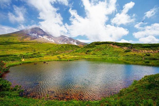 Hokkaido en Japón