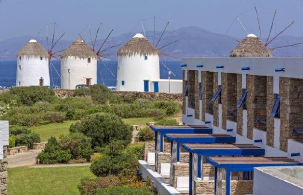 Theoxenia, Mikonos (Grecia)