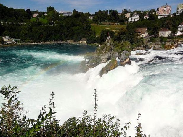 Rhine Falls (Suiza)