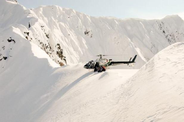 Girdwood en Alaska