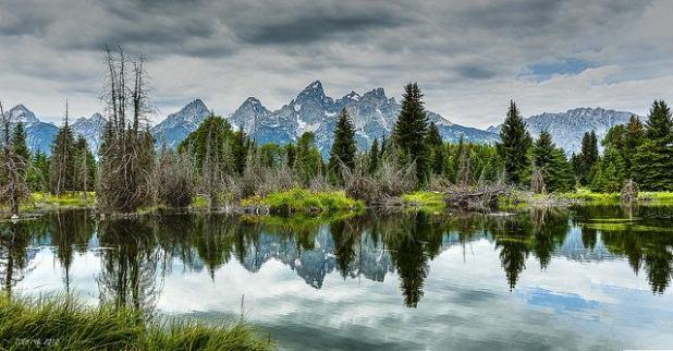Teton Wyoming