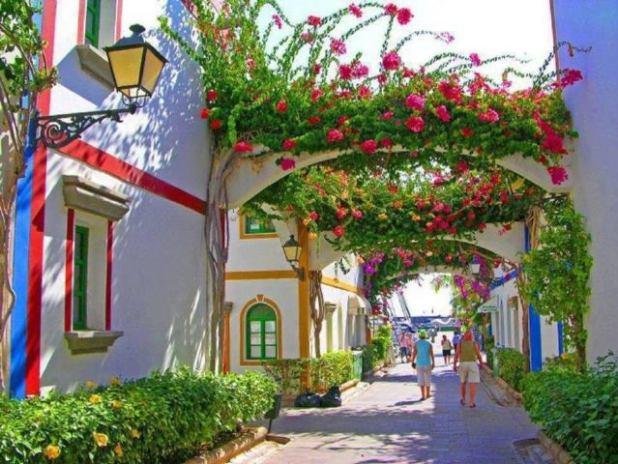 Puerto de Mogán (Gran Canaria)