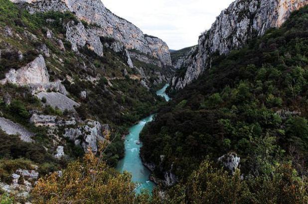 Gorges Du Verdon (Francia)