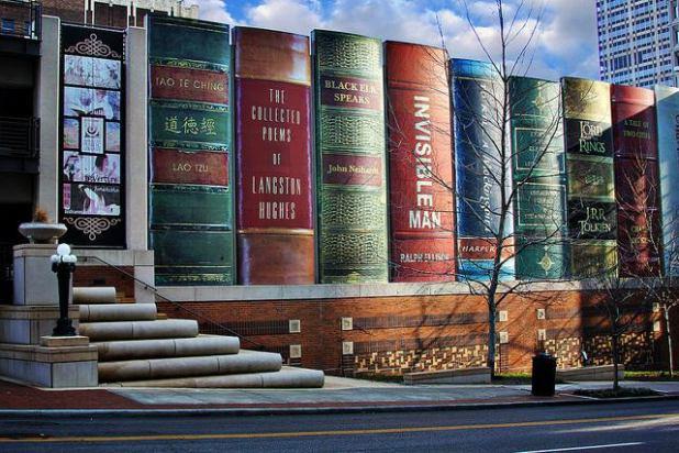 Libreria de Kansas city