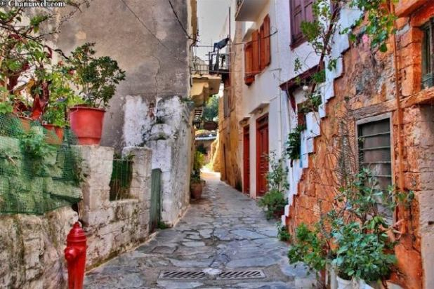 El último pueblo romántico de Grecia