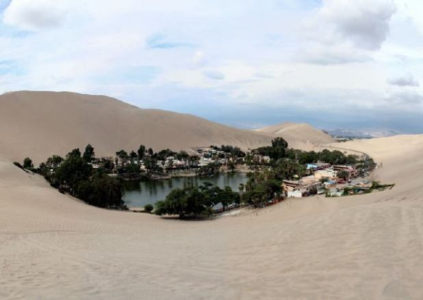 Desierto de Perú