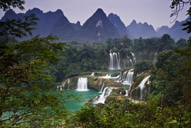 La reserva natural de Jiuzhaigou