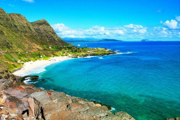 Playas de Hawaii