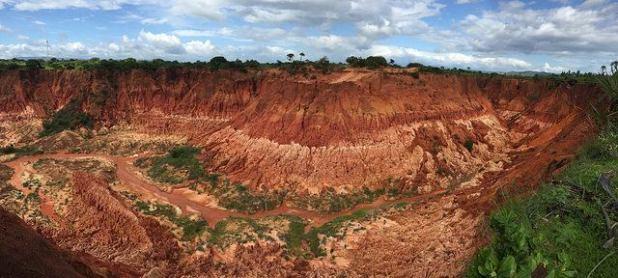 Tsingy de Bemaraha National Park, Madagascar.