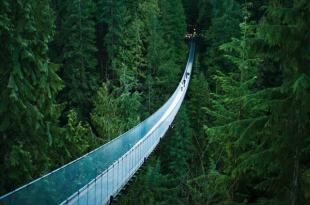 El puente Capilano